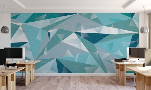 «Construction» wall mural | Modern Premium Design